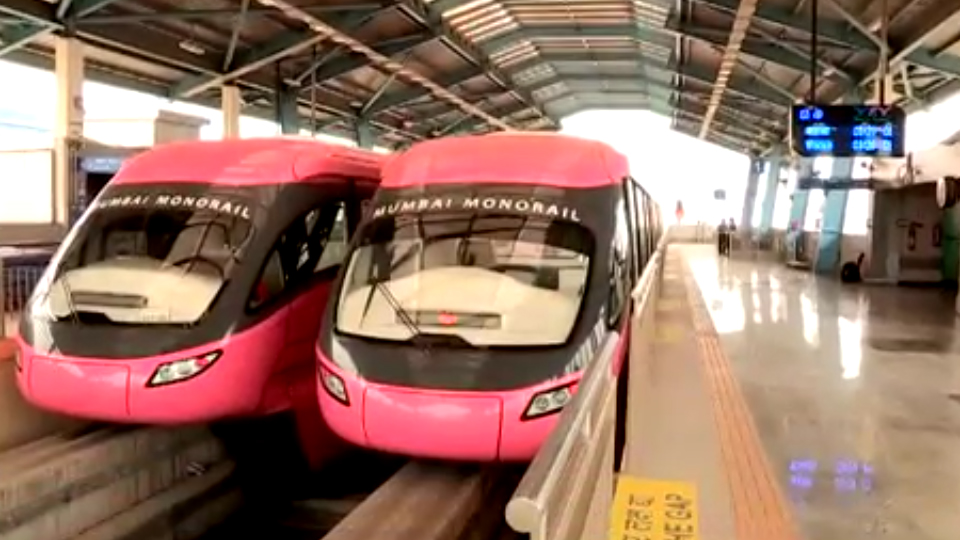 MMRDA Project video made by Radiance vision